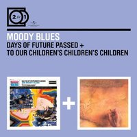 Audio CD The Moody Blues. Days Of Future Passed/ To Our Children's Children
