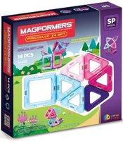 ����� ��������� �����������: Magformers Pastelle 14 ���������