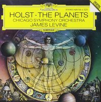 Audio CD James Levine. Holst: the planets