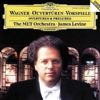Audio CD James Levine. Wagner: overtures and preludes