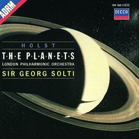 Audio CD Sir Georg Solti, London Philharmonic Choir, London Philharmonic Orchestra. Holst: The Planets