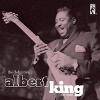 Audio CD Albert King. The definitive