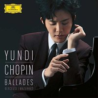 Audio CD Yundi. Chopin: Ballades