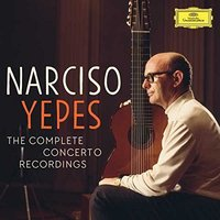 Audio CD Narciso Yepes. The Complete Concerto Recordings