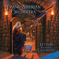 Audio CD Trans-Siberian Orchestra. Letters From The Labyrinth