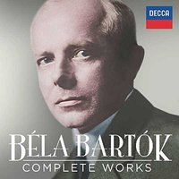 Audio CD Various Artists. Bartok: Complete Works