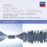 Audio CD Various Artists. Grieg. Peer Gynt. Piano Concerto