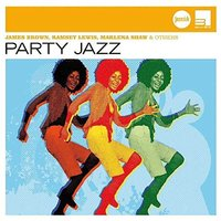 Audio CD Various Artists. Party Jazz