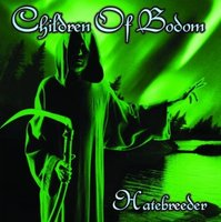 Audio CD Children of bodom. Hatebreeder