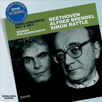 Audio CD Alfred Brendel. Beethoven: piano concertos nos.4 & 5