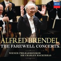 Audio CD Alfred Brendel. The farewell concerts