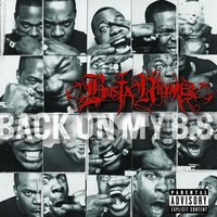 Audio CD Busta Rhymes. Back on my B. S.