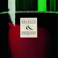 Audio CD Dave Brubeck; Paul Desmond. 1975: The Duets