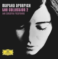 Audio CD Martha Argerich. Collection 2 - The Concertos