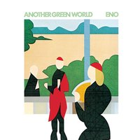 Audio CD Brian Eno. Another Green World