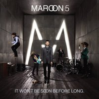 Audio CD Maroon 5. It Won't Be Soon Before Long