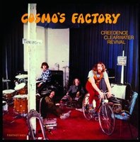 Audio CD Creedence clearwater revival. Cosmo's factory (rem+bonus)