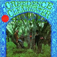 Audio CD Creedence clearwater revival. Creedence clearwater revival (rem+bonus)