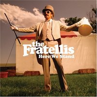 DVD + Audio CD The Fratellis. Here we stand