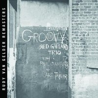 Audio CD Red Garland. Groovy