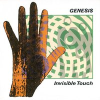 Audio CD Genesis. Invisible touch