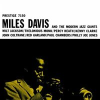 Audio CD Miles Davis. And the modern jazz giants (RVG rem)