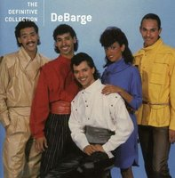 Audio CD DeBarge. The definitive collection