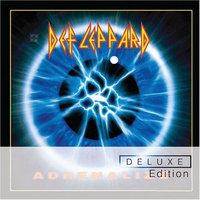 Audio CD Def Leppard. Adrenalize (deluxe)