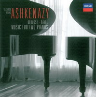 Audio CD Vladimir Ashkenazy. Debussy & Ravel: Music For Two Pianos