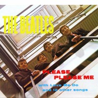 Audio CD The Beatles. Please Please Me