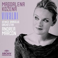 Audio CD Magdalena Kozena. Vivaldi
