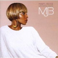 Audio CD Mary J. Blige. Growing Pains