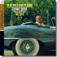 Audio CD Basie Count. On My Way & Shoutin' Again