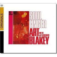 Audio CD Blakey Art. Soul Finder
