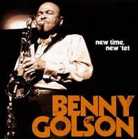 Audio CD Benny Golson. New time, new 'tet
