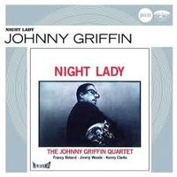 Audio CD Johnny Griffin. Night lady