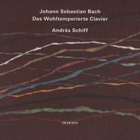 Audio CD Andras Schiff. Bach: Well-Tempered Klavier