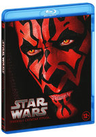 �������� �����: ������ I: ������� ������ (Blu-Ray) / Star Wars: Episode I: The Phantom Menace