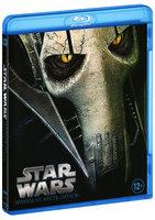 Звездные войны. Эпизод III: Месть Ситхов (Blu-Ray)