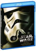 Звездные войны: Эпизод V: Империя наносит ответный удар (Blu-Ray)