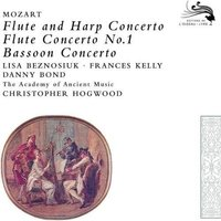 Audio CD Christopher Hogwood. Mozart: Cto for flute & harp/ Cto for bassoon