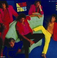 Audio CD The Rolling Stones. Dirty Work (rem)