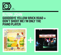 Elton John. Goodbye Yellow Brick Road/ Don't Shoot Me (2 CD)