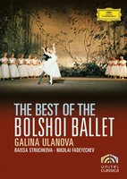 DVD Various Artists. The Best Of Bolshoi Ballet