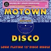 LP Various Artists. John Morales Presents Club Motown Kings (LP)