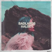 LP Halsey. Badlands (LP)