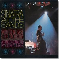 Audio CD Frank Sinatra. At The Sands: with Count Basie & The Orchestra