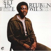 Audio CD Reuben Wilson. Set Us Free