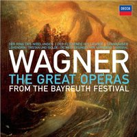 Audio CD Various Artists. Wagner: The Great Operas From The Bayreuth Festiva