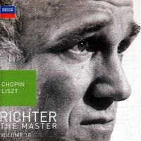 Audio CD Sviatoslav Richter. Chopin / Liszt. The Master. Volume 10